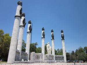 Altar de la Patria, Bosque Chapultepec.