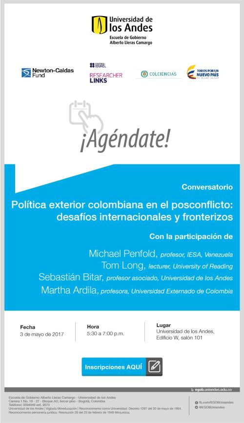 poster evento polit ext col